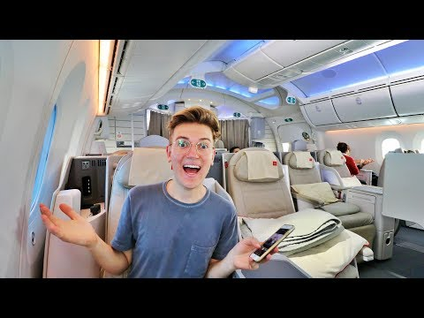 The Forgotten Middle Eastern Airline | Royal Jordanian 787 Business Class