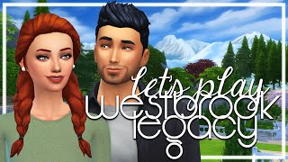 The Sims 4: Westbrook Legacy #19 - Westler Wedding.