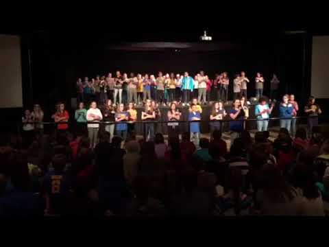 Coventry Middle School Show Choir