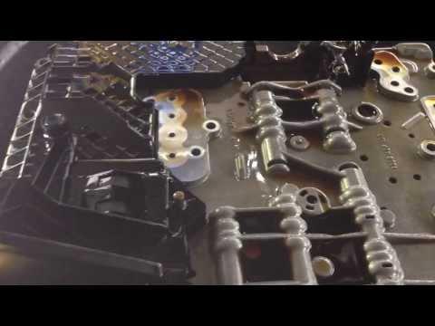 Bmw Transmission Code 4F81 Ratio Monitoring, Clutch A - YT