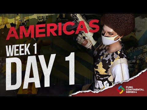 PCS4 Americas Grand Final - Week 1 Day 1