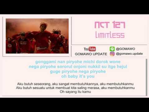 LIRIK NCT 127 - LIMITLESS [LIRIK KOREA, INDONESIA & MV]