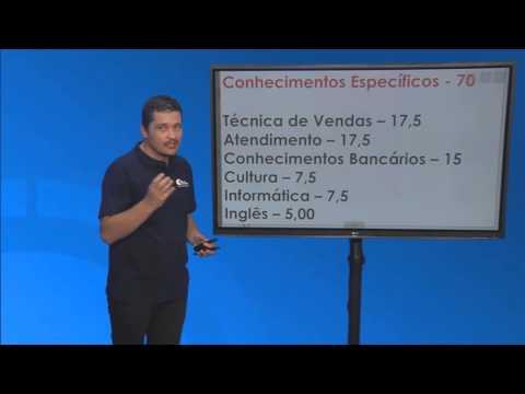 Concurso Banco do Brasil: confira as matérias de prova