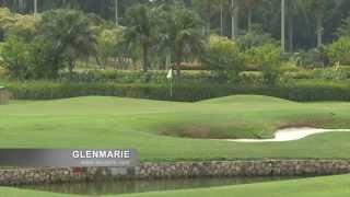 [말레이시아골프] 그랜마리 골프클럽 - Glenmarie Golf & Country Club HD Video 2014
