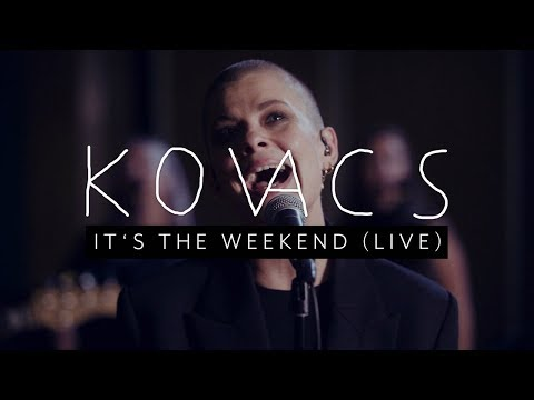 Kovacs - It's The Weekend ()(12 октября 2018)