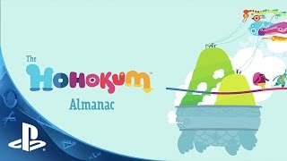 The Hohokum Almanac | PS4, PS3 and PS Vita