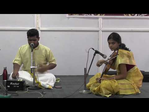 Carnatic Music | Abhishek Ravishankar | Parampara | The Kalyan Nagar Association