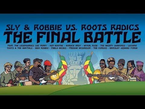 "Sly & Robbie vs. Roots Radics - ""The Final Battle"". Official album trailer."