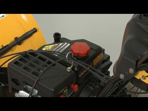 Fuel Tank - Cub Cadet Snowblower