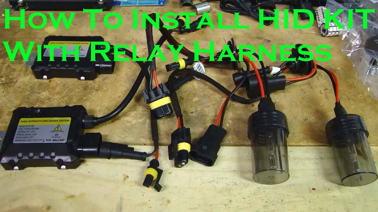 hight resolution of opt7 hid relay harness anti flicker power wiring for opt7 xenon kitsopt7 hid relay harness anti