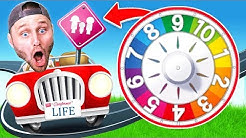 MEETING MY NEW FAMILY (Game of Life)