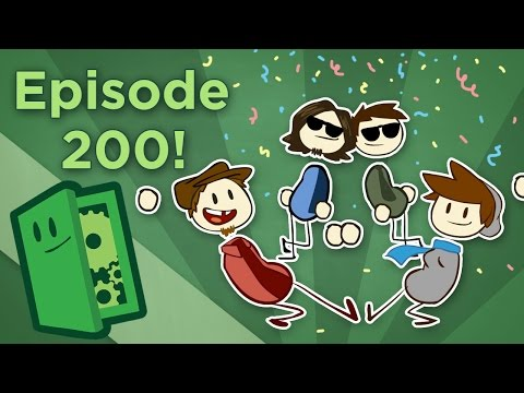 Extra Credits - Episode 200! - How Far Have Games Come Since 2008?