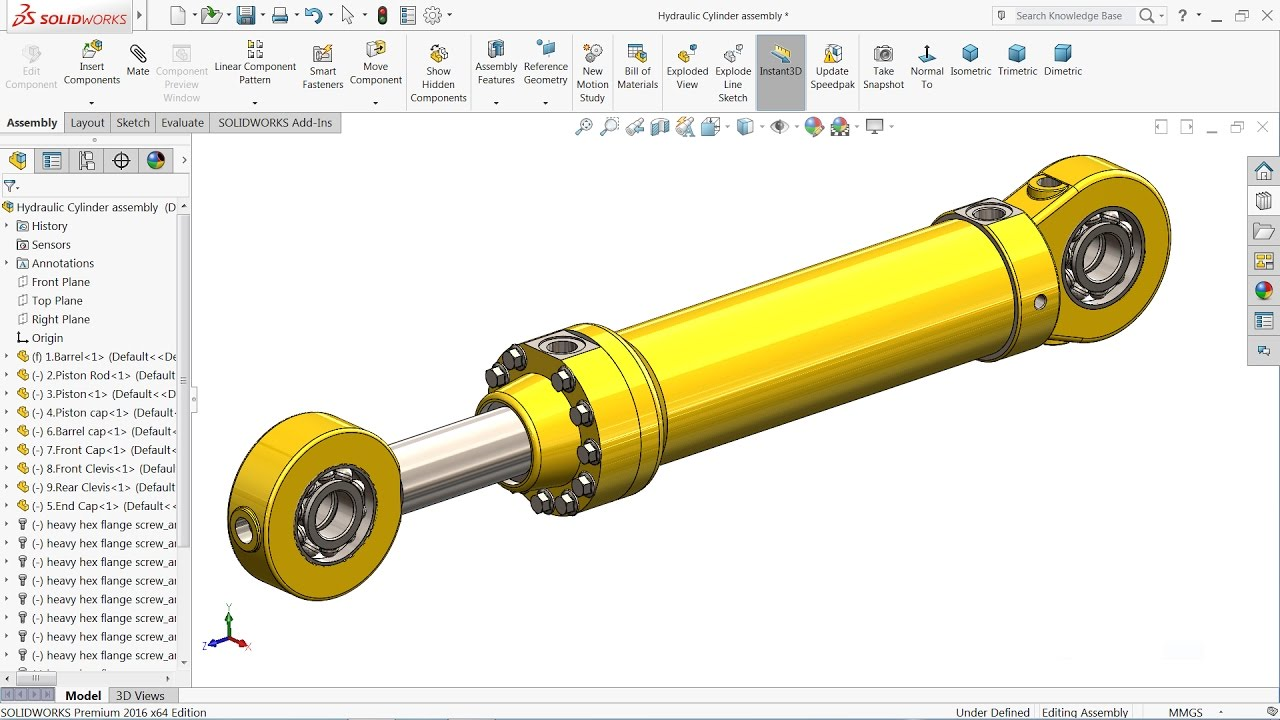 Hydraulic Power Pack Design Pdf