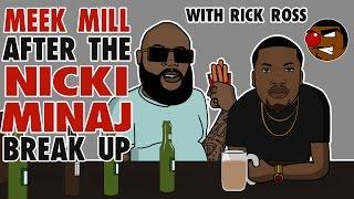 Meek Mill after Nicki Minaj Break Up 😂