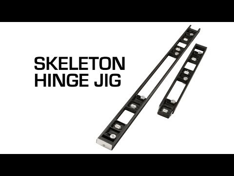 How To Install Hinges On A New Blank Door, Installing A
