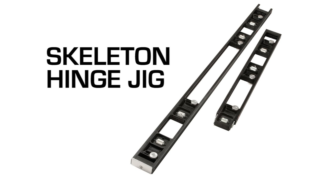 Trend Skeleton Hinge Jig Youtube