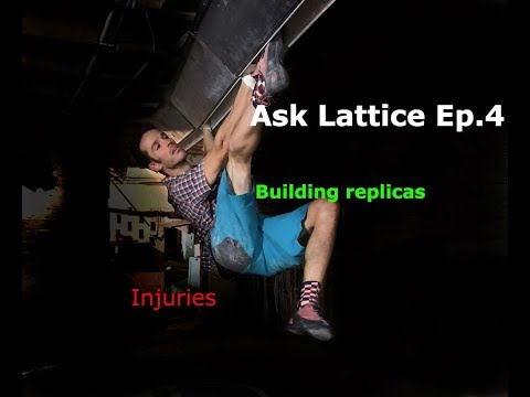 Ask Lattice Ep 4: Injuries, Replicas and is training for everyone?