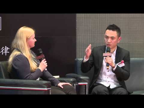 Silicon Dragon Hong Kong 2016: Tech Chat - Aaron Lee, Dash Serviced Suites