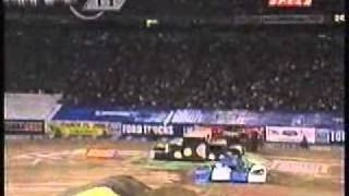 2006 USHRA Monster Trucks - Pontiac, MI - Freestyle Part 1