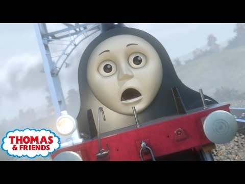 Thomas & Friends | Samson And The Firework | Kids Cartoon
