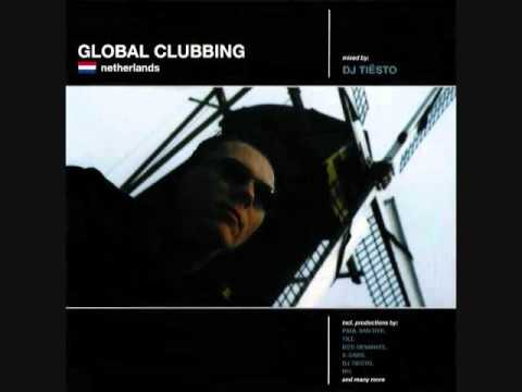 DJ Tiesto Global Clubbing The Netherlands 1998