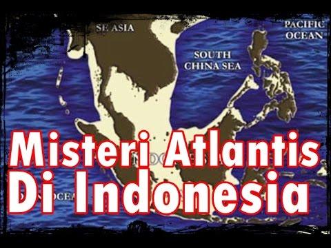 Misteri Benua Atlantis yang Hilang di Indonesia