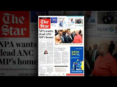 Today's newspaper headlines, Wednesday 22 May 2019