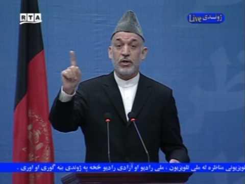 Afghan Presidential Debate By Radio Azadi and RTA Part 13