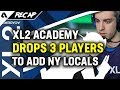 XL2 Academy Drops 3 Players To Add New York Locals - Overwatch Contenders Controversy | Akshon Recap