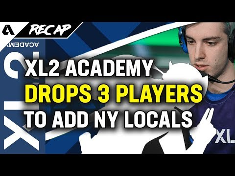 XL2 Academy Drops 3 Players To Add New York Locals - Overwatch Contenders Controversy | Akshon Recap thumbnail