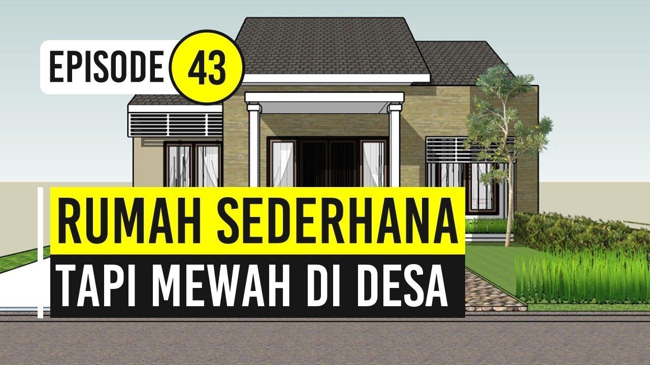 420 Koleksi Gambar Rumah Sederhana Yang Ada Di Desa Terbaru