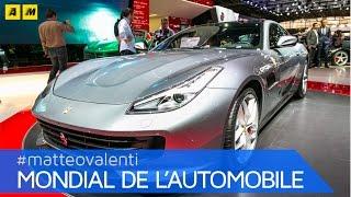 Ferrari GTC4 Lusso T V8 | PARIGI 2016 [ENGLISH SUB]
