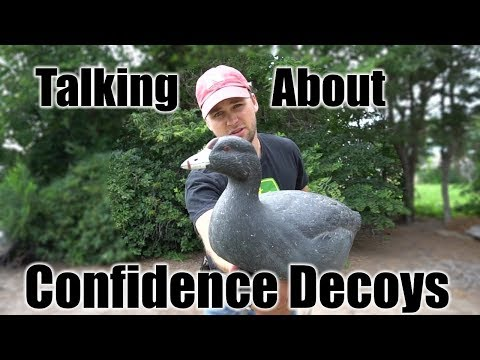 Talking About Confidence Decoys | Hunting Boot Camp