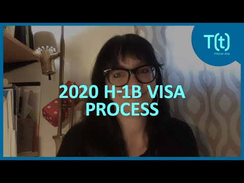 How The New H-1B Visa Process Works