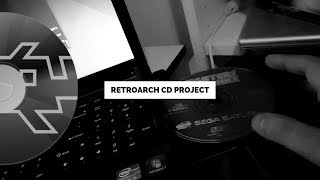 Retroarch Sega Saturn