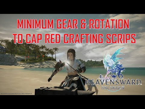 Xiv Crafting Scrips
