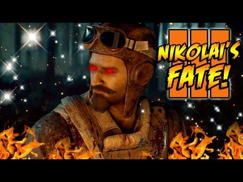 NIKOLAI IS DEAD!? Black Ops 3 Zombies FROZEN FOREST Storyline | BO3 Zombies DER EISENDRACHE Teaser