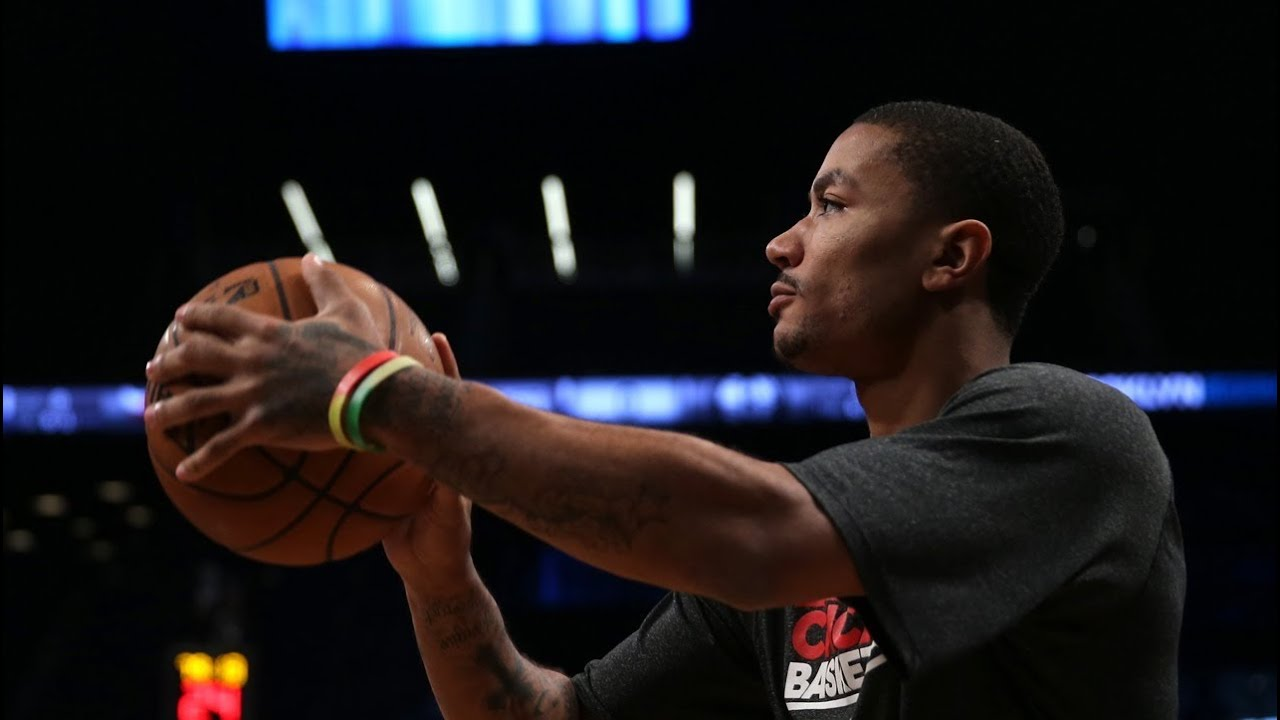 6983143c9e2f Derrick Rose MIA for Chicago Bulls  crucial game vs. Brooklyn Nets ...