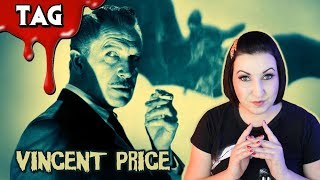 THE VINCENT PRICE TAG 💀 Created by The Late Late Horror Show