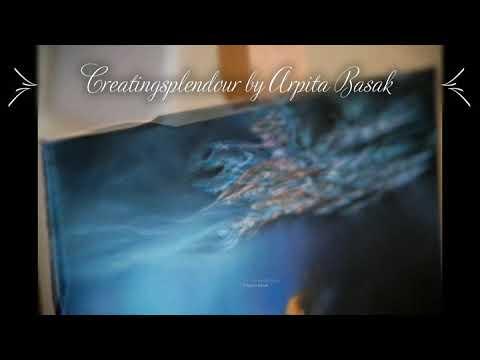 Download #Creatingsplendour | Oil painting | Arpita Basak