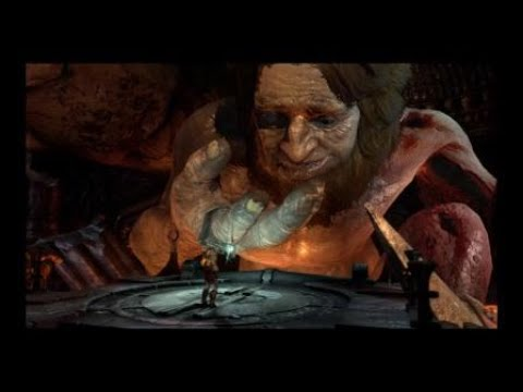 GOW3 BEATING CRANOS COUNTDOWN TO GOW4 RELEASE