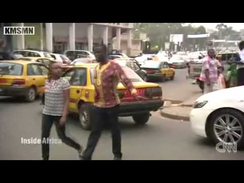 CNN INSIDE AFRICA IN CAMEROON  FOCUS ON CAMEROON CINEMA