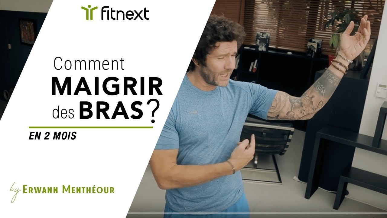 comment maigrir des bras en 2 mois fitnext by erwann youtube. Black Bedroom Furniture Sets. Home Design Ideas