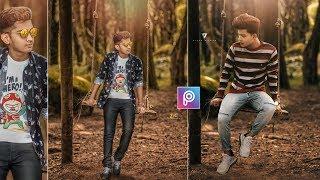 Photo Edit Like Riyaz Ali In Picsart App | Vijay Mahar Photo Editing In Mobile | Picsart Editing
