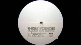 EZZE POSSEE - EVERYTHING STARS WITH AN E