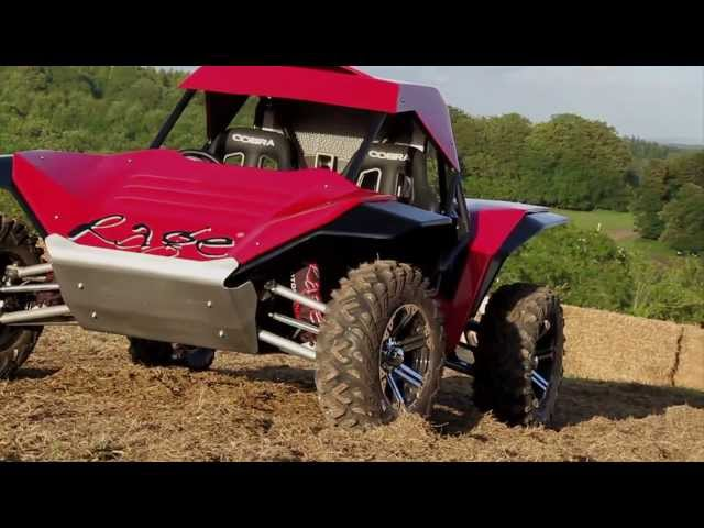 The New Rage Comet (R200T) Teaser video