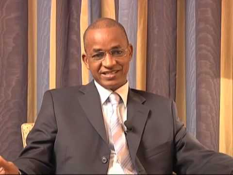 TALK - CELLOU DALEIN DIALLO - Guinée Conakry Africa24 CDD-BOTON
