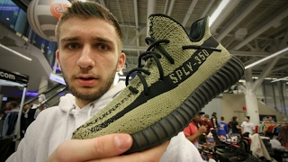 $3000 YEEZY SAMPLES AND JORDANS... I SPENT ALL MY MONEY