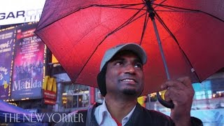 A Refugee's Journey: New York, for the First Time