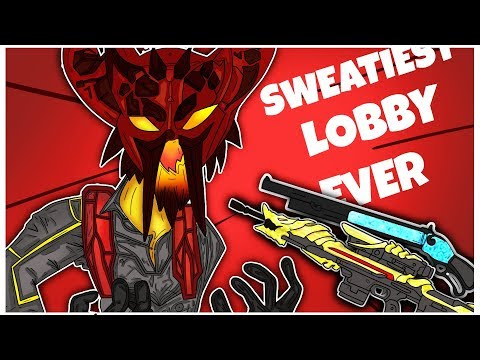Sweatiest Lobby I've Had So Far! (Rules of Survival)